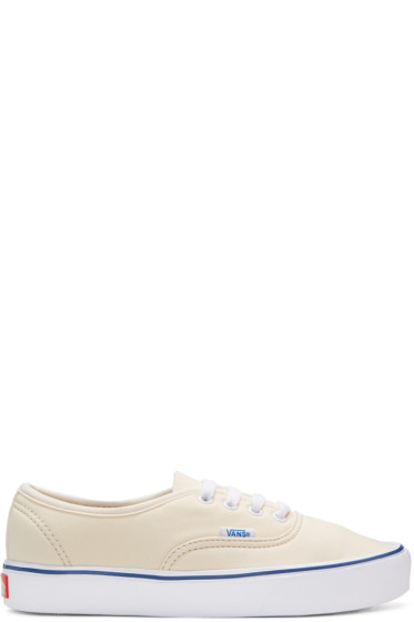 Vans - Off-White Schoeller Edition Authentic '66 Lite LX Sneakers