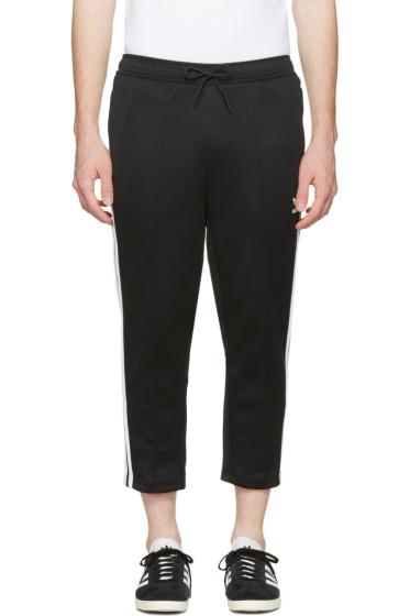 adidas Originals - Black SST Crop Lounge Pants