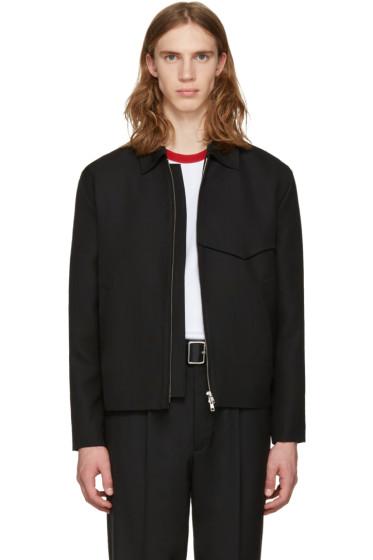 CMMN SWDN - Black Wessly Jacket