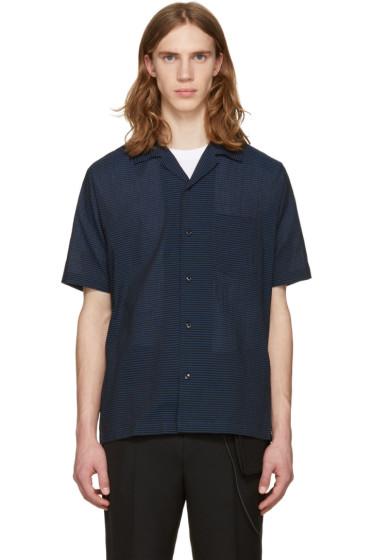 CMMN SWDN - Navy Duncan Shirt