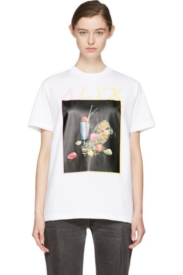 Alyx - White Ice T-Shirt