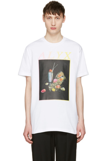 Alyx - White Ice T-Shirt