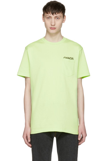 Alyx - Green Pocket T-Shirt