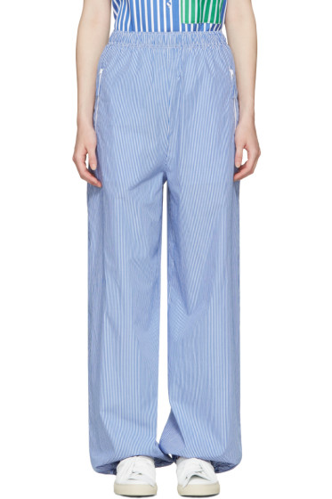 Ports 1961 - Blue Striped Trousers