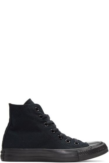 Converse - Black Classic Chuck Taylor All Star OX High-Top Sneakers
