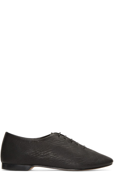 Hender Scheme - Black Manual Industrial Products 13 Oxfords
