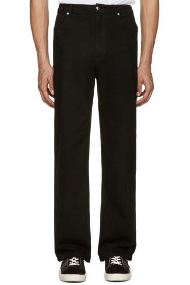 Eckhaus Latta - Black EL Jeans