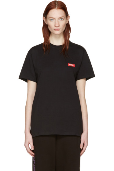 032c - Black Power Graphic T-Shirt
