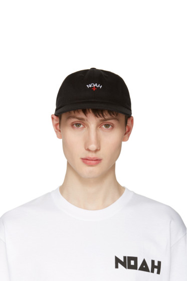 Noah NYC - Black Logo Cap