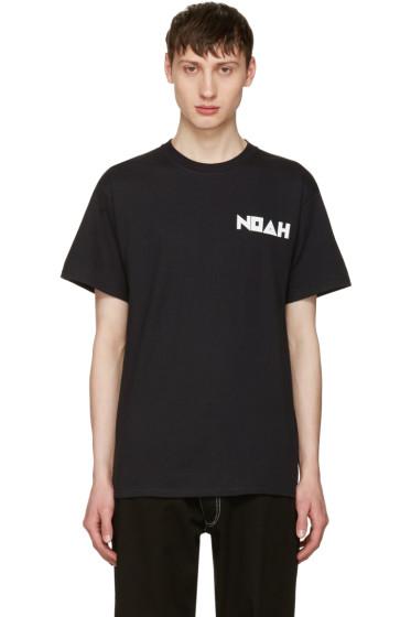 Noah NYC - Black Jody Logo T-Shirt