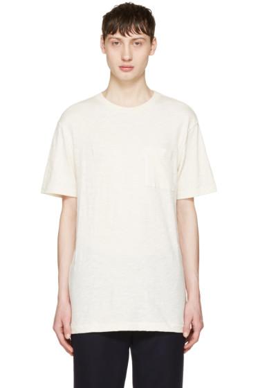 Aime Leon Dore - Beige Loose Pocket T-Shirt