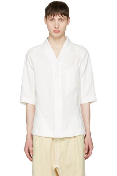Abasi Rosborough - White ARC Apres Desert Shirt