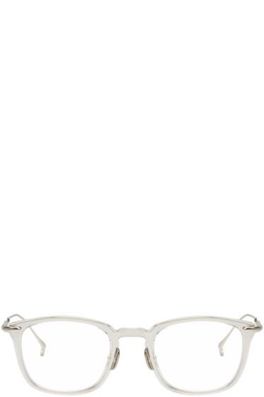 Issey Miyake Men - Transparent Pentagon 2 Glasses
