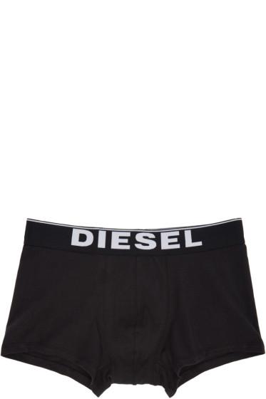Diesel - Black UMBX-Kory Boxer Briefs