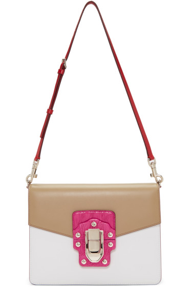 Dolce & Gabbana - Multicolor Lucia Bag