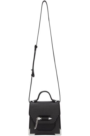 Mackage - Black Mini Studded Rubie Messenger Bag