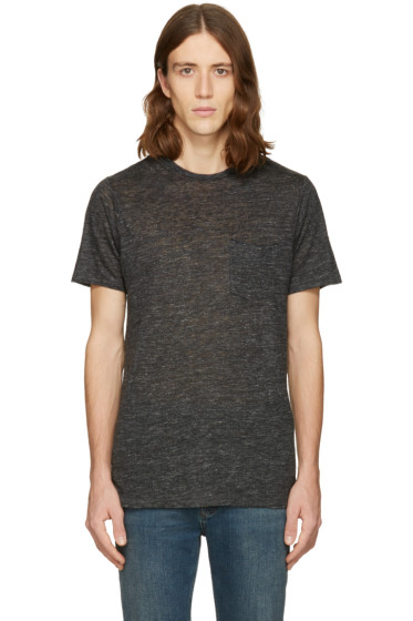 Rag & Bone - Grey Owen T-Shirt