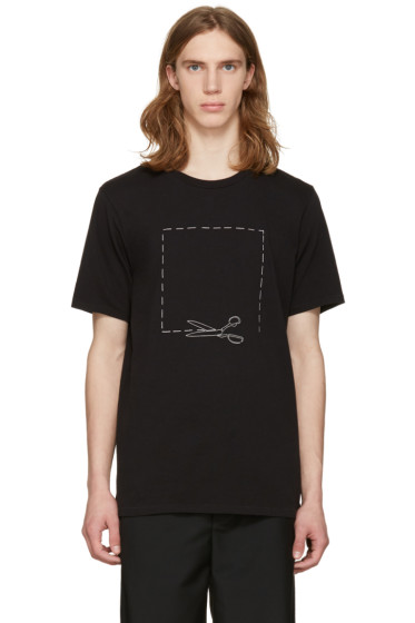 Rag & Bone - Black Scissors T-Shirt
