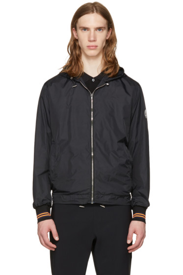 McQ Alexander McQueen - Black Hooded Jacket