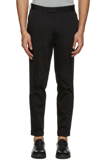 Tiger of Sweden - Black Gordon 6 Trousers