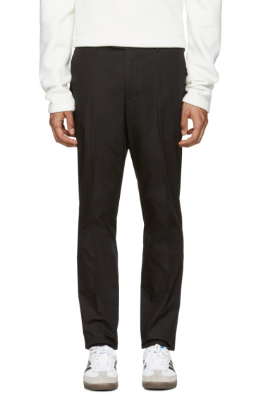 Tiger of Sweden - Black Euan Trousers
