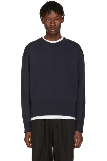 Acne Studios - Navy File Sweatshirt