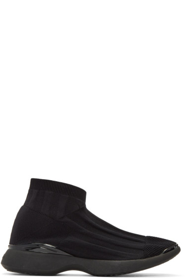 Acne Studios - Black Tristan Low Sneakers