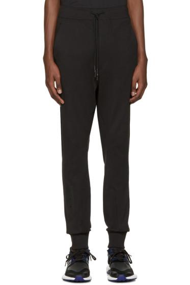 Y-3 - Black Skylight Lounge Pants