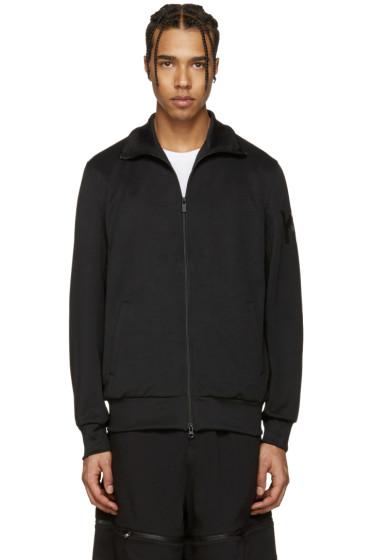 Y-3 - Black M CL Track Sweater