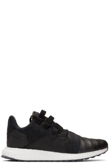 Y-3 - Black Kozoko Low Sneakers