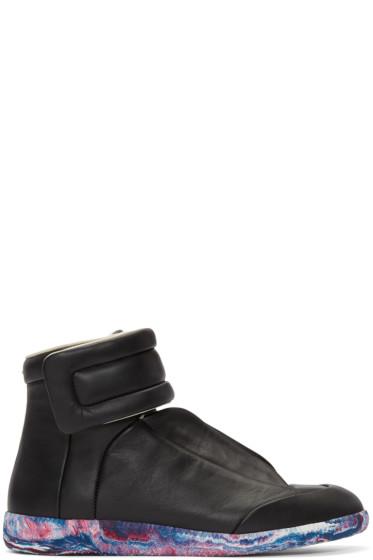 Maison Margiela - Black Future High-Top Sneakers