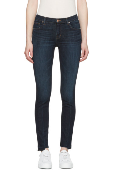 J Brand - Blue Disguise Jeans