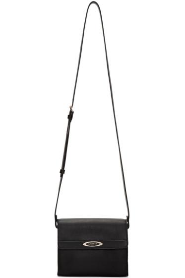 Lanvin - Black Mini Flap Bag
