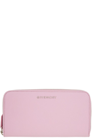 Givenchy - Pink Long Pandora Wallet
