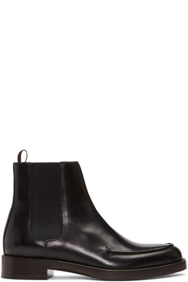 3.1 Phillip Lim - SSENSE Exclusive Black Lou Boots
