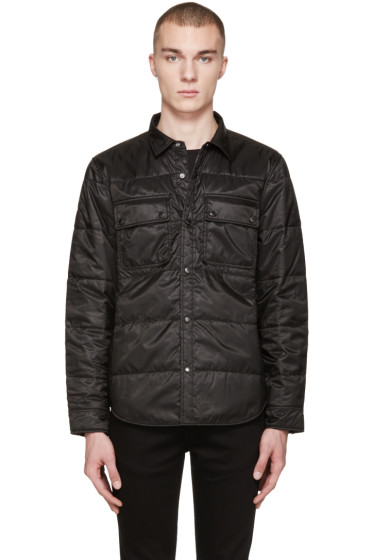 Burberry - Black Harkstead Jacket