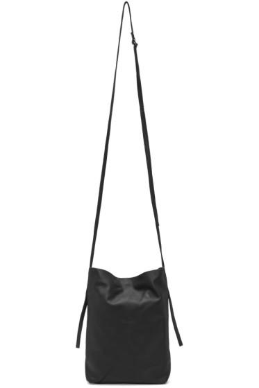 Ann Demeulemeester - Black Small Johnson Bag