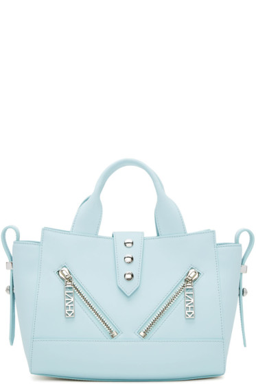 Kenzo - Blue Mini Kalifornia Bag