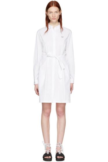 Kenzo - White Tiger Shirt Dress