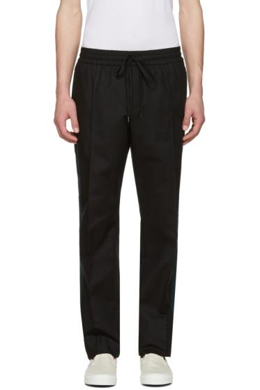 Kenzo - Black Jogg Trousers