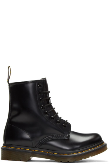Dr. Martens - Black 1460 Boots
