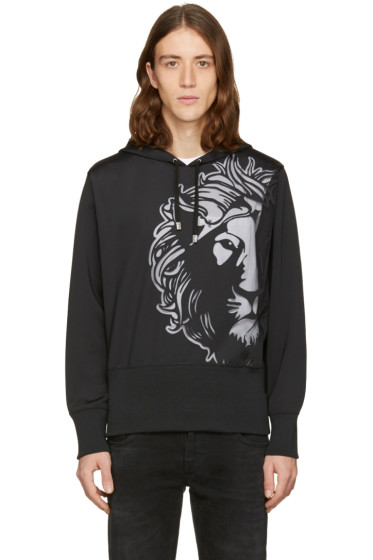 Versus - Black Lion Hoodie