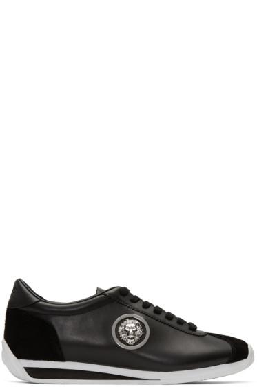 Versus - Black Lion Sneakers
