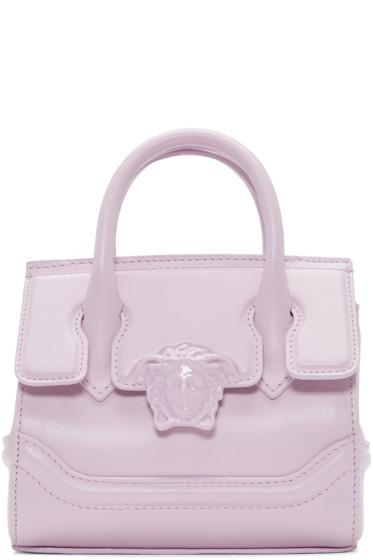 Versace - Pink Mini Empire Bag