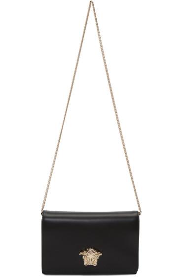 Versace - Black Medusa Shoulder Bag