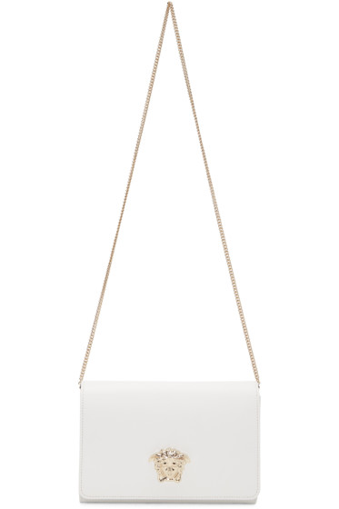 Versace - White Medusa Bag
