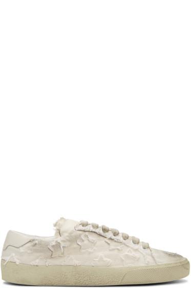 Saint Laurent - Off-White Court Classic California Sneakers