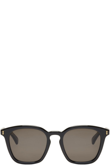 Gucci - Black Opulent Luxury Square Sunglasses