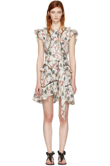 Isabel Marant - Ecru Unity Dress