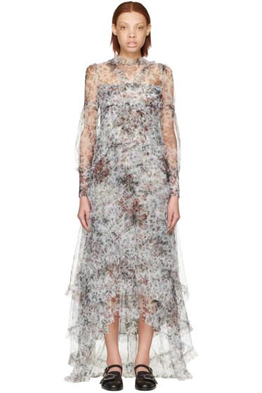 Erdem - White Stacey Dress